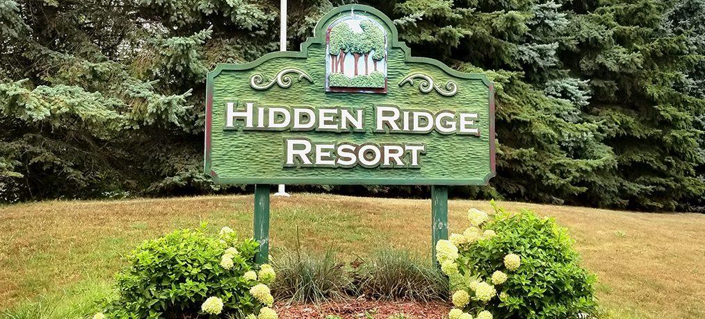 Hidden Ridge